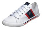 HELLY HANSEN W BERGE VIKING LOW WHITE/NAVY/RED 10765 005