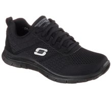 SKECHERS FLEX APPEAL - OBVIOUS CHOICE 12058/BBK