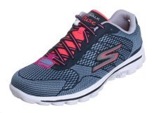 SKECHERS GO WALK 2 - FUSE 13974/NVCL NAVY/CORAL