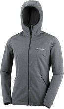 COLUMBIA HEATHER CANYON SOFTSHELL JACKET WOMENS 1173-010