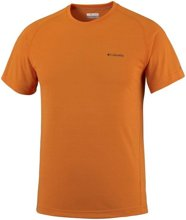 COLUMBIA MOUNTAIN TECH III SHORT SLEEVE CREW MENS EM6909 996