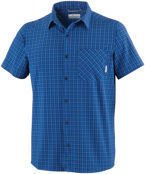 COLUMBIA TRIPLE CANYON SHORT SLEEVE SHIRT MENS AO1286 438