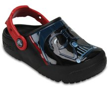 CROCS FUNLAB LIGHTS DARTH VADER 204137-001