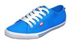 HELLY HANSEN FJORD CANVAS RACER BLUE/OFF WHITE/NAVY