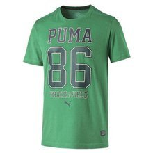 PUMA T-SHIRT  STYLE A THL MESH BLOOK TEE 836546 09