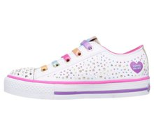 SKECHERS S LIGHTS SHUFFLES TWIRLYTOES 10627L/WMLT