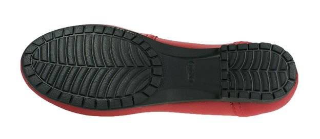 CROCS MARIN COLORLITE FLAT W pepper/black
