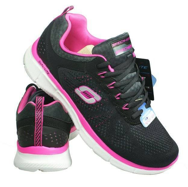 SKECHERS EQUALIZER NEW MIESTONE 11897/BKHP