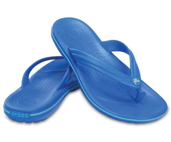 CROCS CROCBAND FLIP -ocean/electric blue