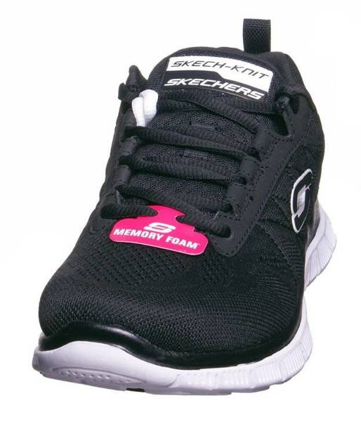 SKECHERS FLEX APPEAL - SWEET SPOT 11729/BKW